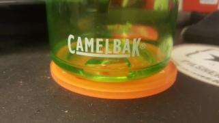Water bottle sans-serif