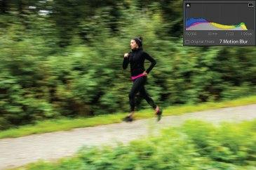 Motion blur 1